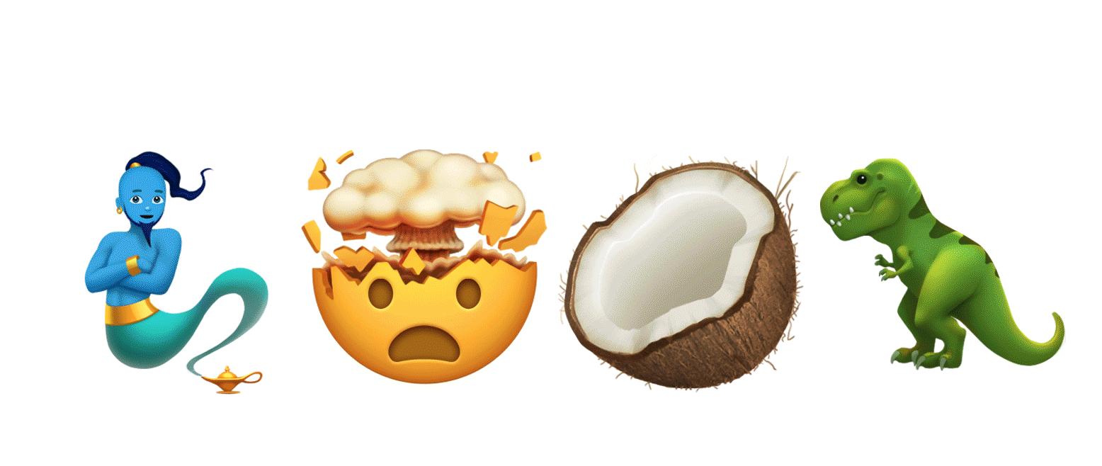 Oficjalna zapowiedź nowych ikon emoji