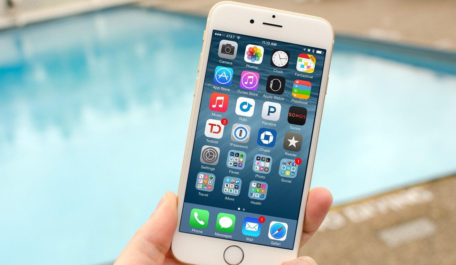 Zbita szybka aparatu w iPhone 7