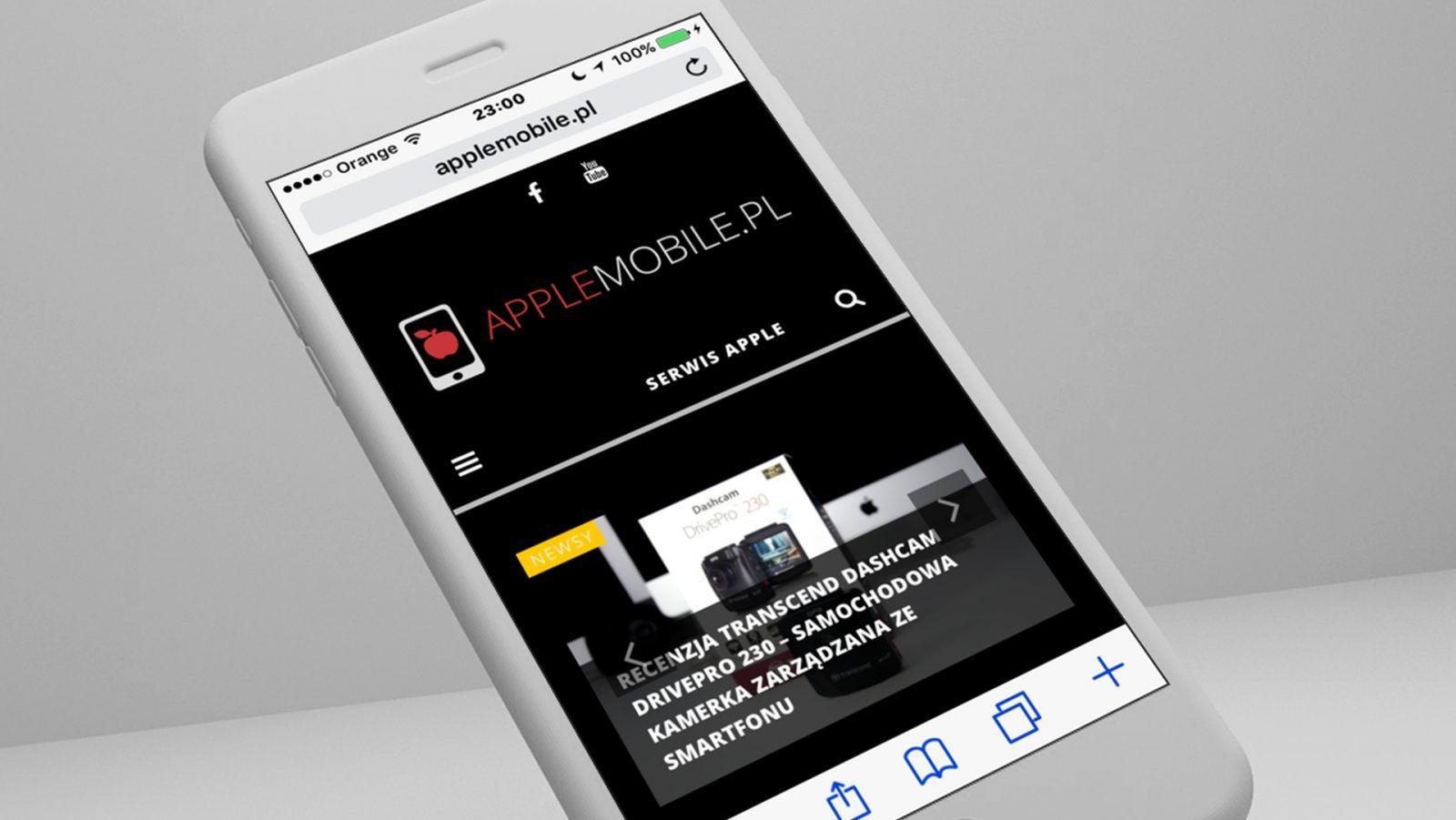 Jak ustawić tryb Dark Mode w Safari w systemie iOS?