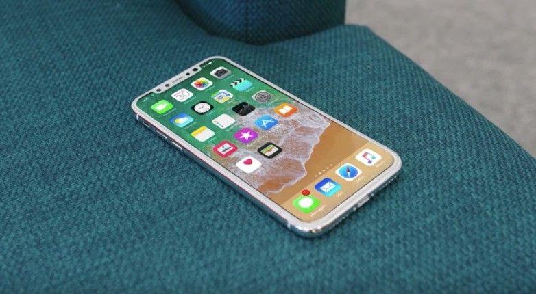 iPhone 8 na kolejnym wideo i kolejny szczegół specyfikacji