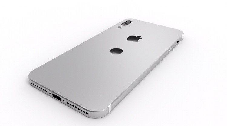iPhone 8 na kolejnym filmie