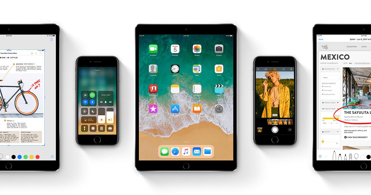 Piąte wersje beta systemów od Apple już na serwerach