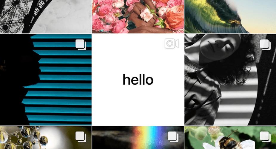 Apple dostępne jest również w serwisie Instagram