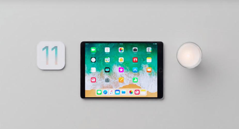 Filmy promujące możliwości systemu iOS 11