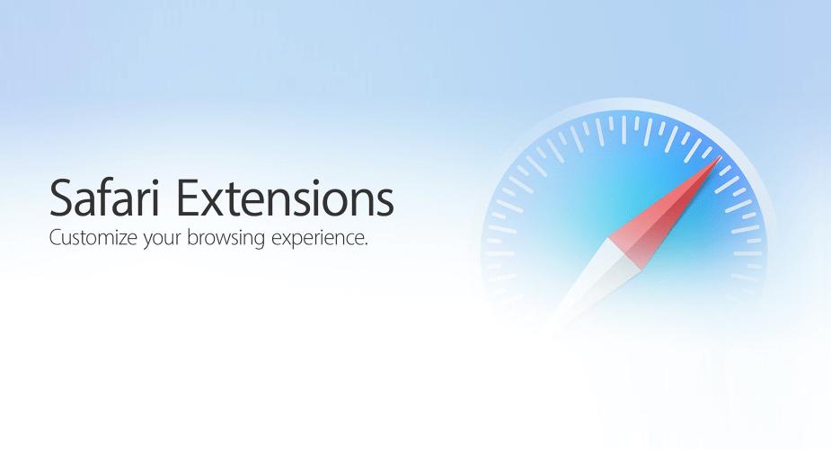 Rozszerzenia dla przeglądarki Safari w Mac App Store