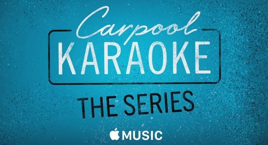 "Kolejny zwiastun programu ""Carpool Karaoke"""