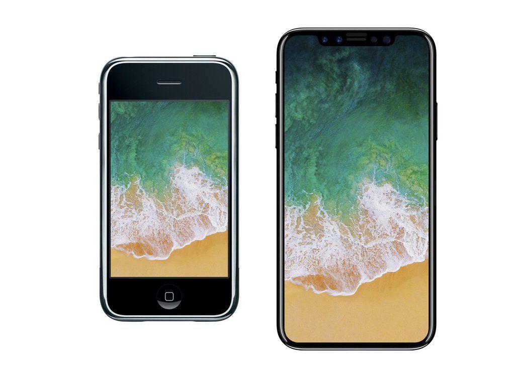 Wiceprezes fabryki Foxconn o iPhone 8