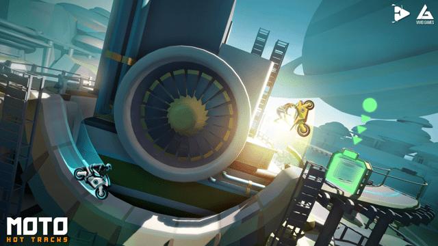 Wyścigowa gra Moto: Hot Tracks dołącza do portfolio Vivid Games