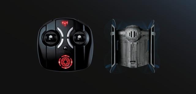 Propel przedstawia elitarne drony bitewne Star Wars