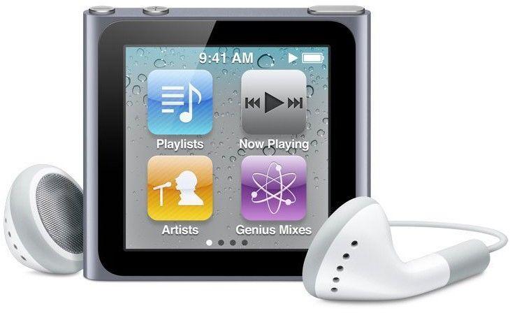 iPod nano odchodzi do historii