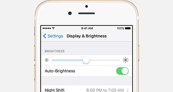 Automatyczna jasność ekranu – gdzie tej opcji szukać w iOS 11?
