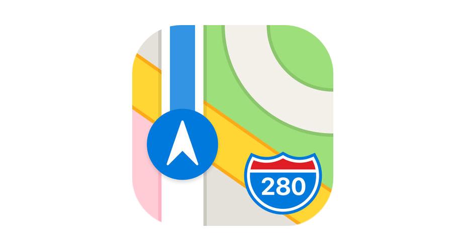Mapy od Apple z prostszym powiększaniem