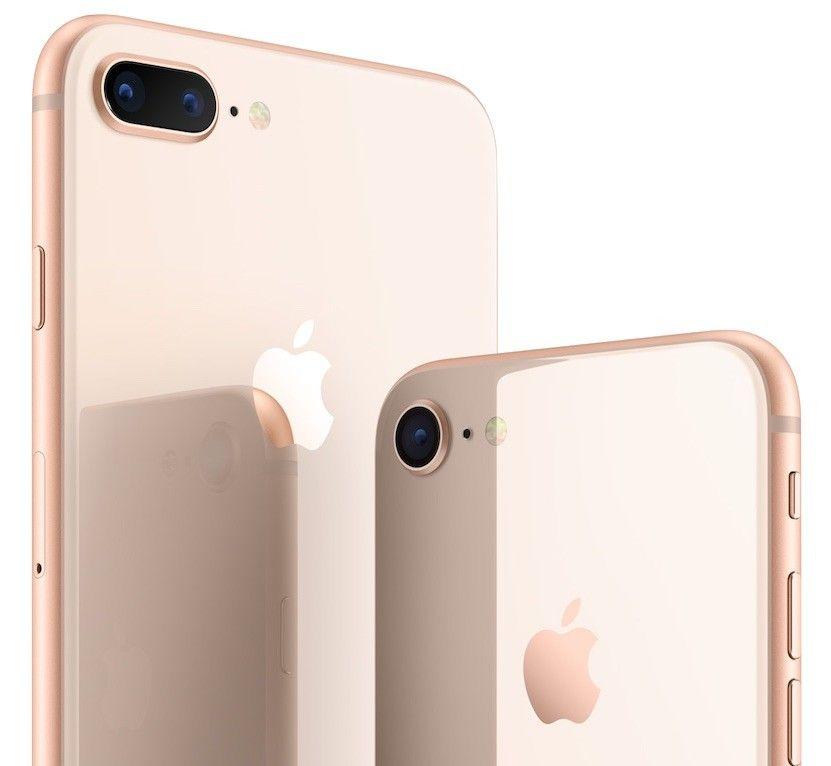iPhone 8 w testach wytrzymałościowych
