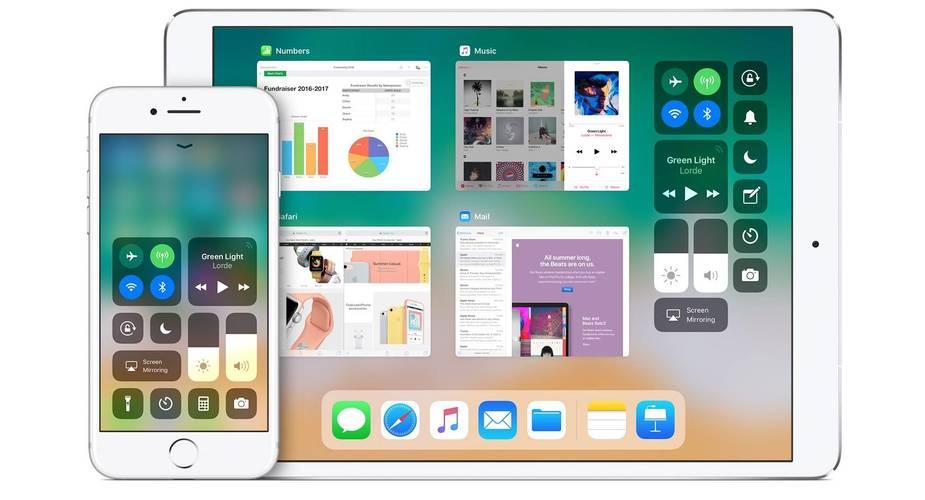 Jak personalizować Centrum Sterowania w iOS 11
