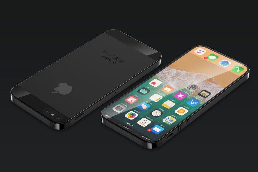 Koncept iPhone'a SE+