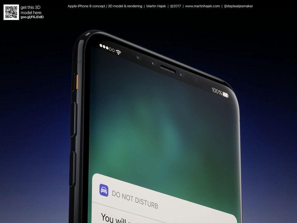 Chaos informacyjny – cena iPhone'a 8