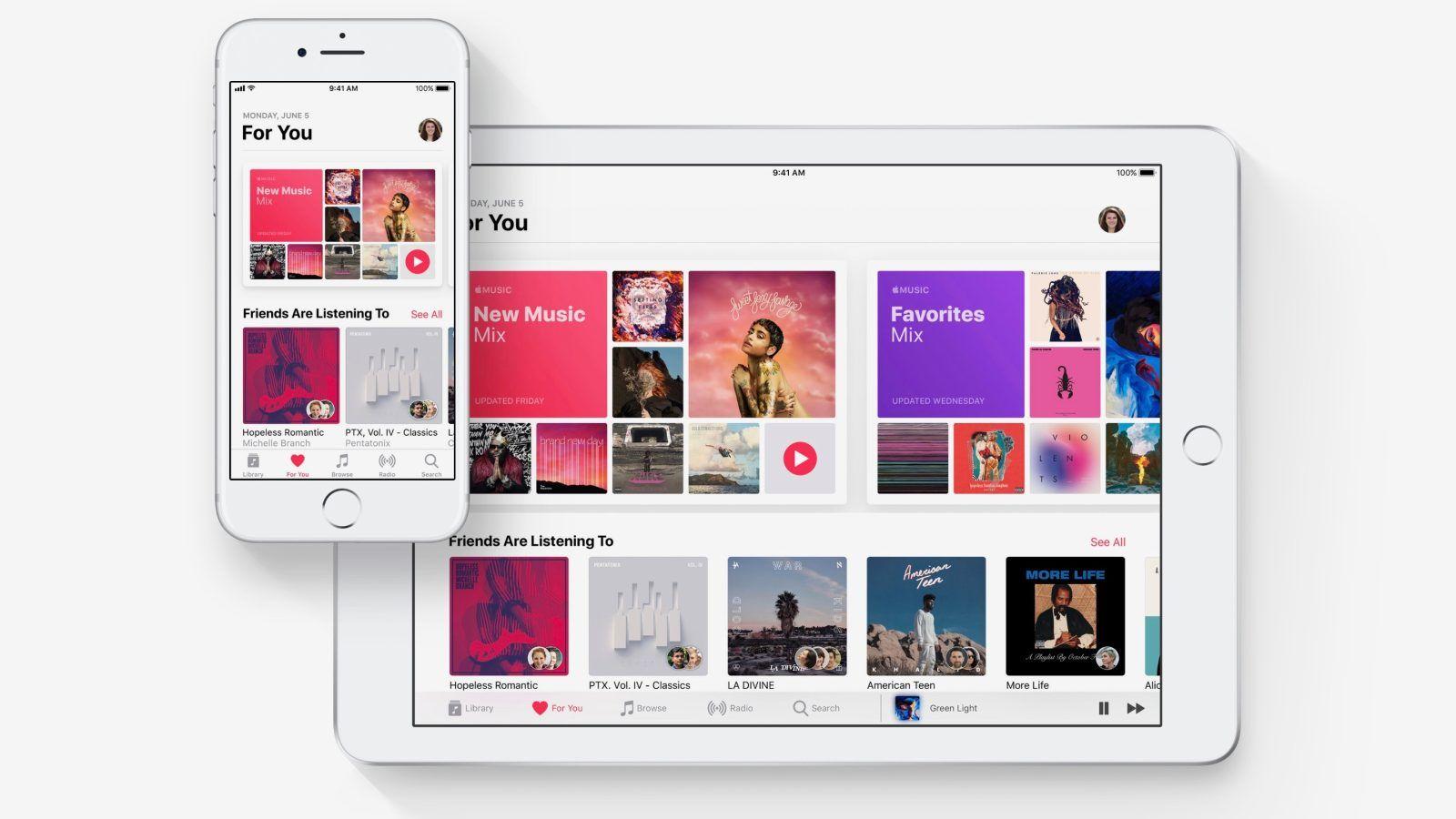 Apple Music liczy już sobie 30 milionów użytkowników