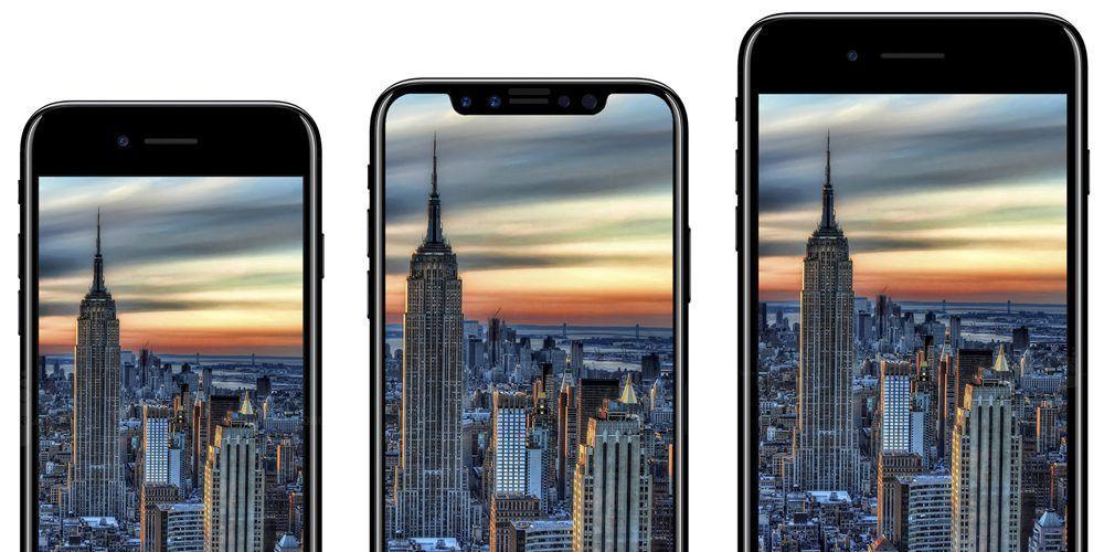 iPhone 8, 8 Plus oraz Edition