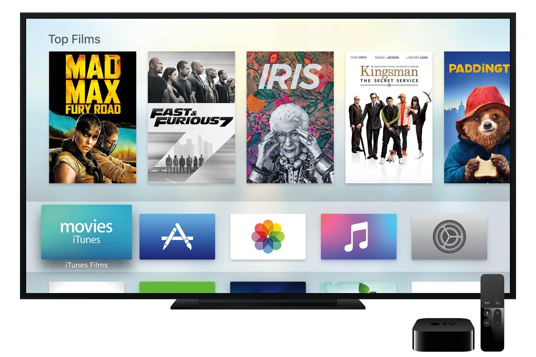 Apple promuje filmy w jakości 4k HDR