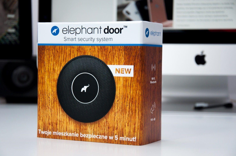 Recenzja Elephant Door – polski projekt alarmu do drzwi Bluetooth z Kickstartera stał się faktem