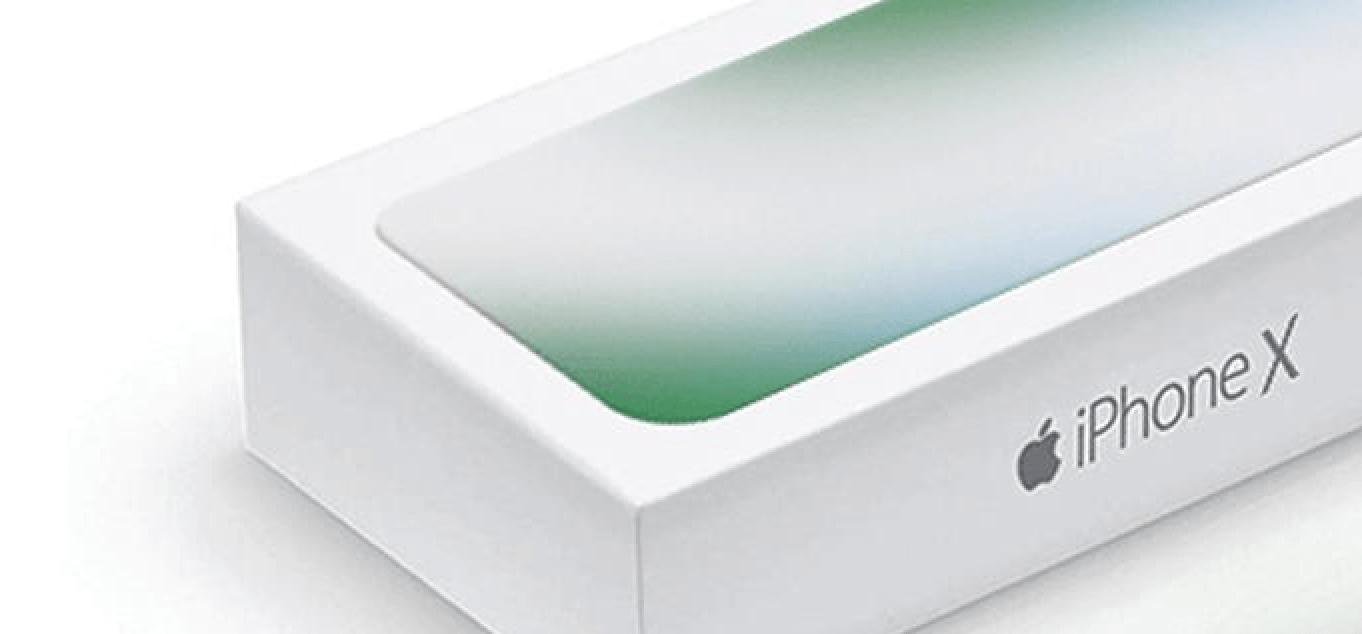 W takim pudełku znajdzie się nowy iPhone?