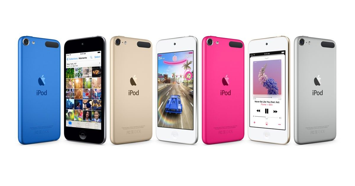 Nadchodzi nowy iPod Touch?