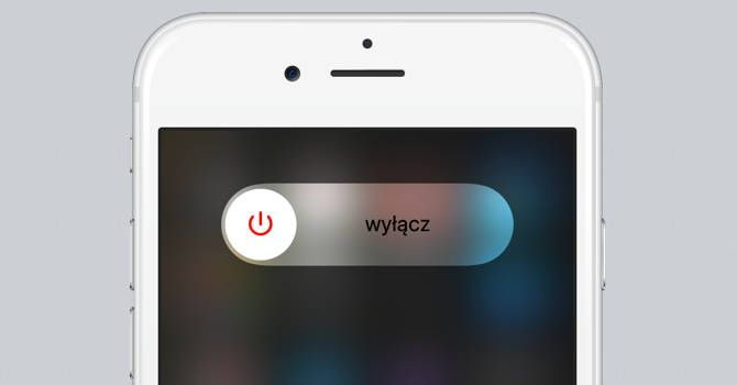 Masz uszkodzony przycisk Power w iPhone z iOS 11? Pokazujemy jak wyłączyć i zrestartować urządzenie