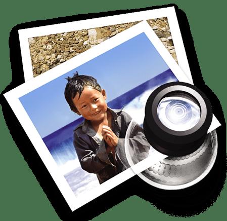Podgląd w macOS i otwieranie wielu zdjęć w jednym oknie