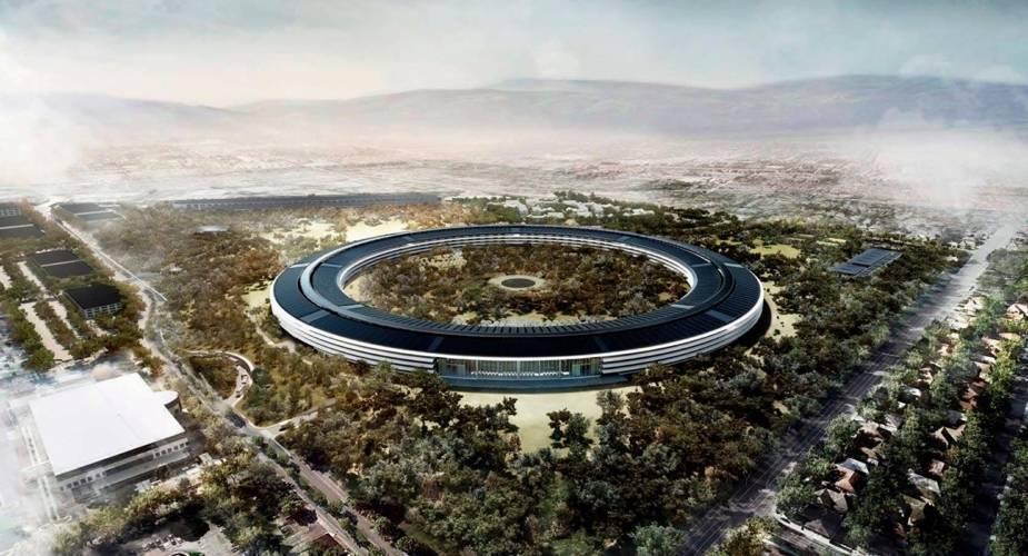 Apple Park jednym z droższych kompleksów budynków na świecie