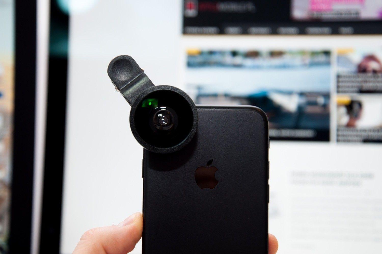 Chcesz robić dobre zdjęcia iPhonem? Wystarczy CLIPPO! Recenzja uniwersalnego obiektywu CLIPPO