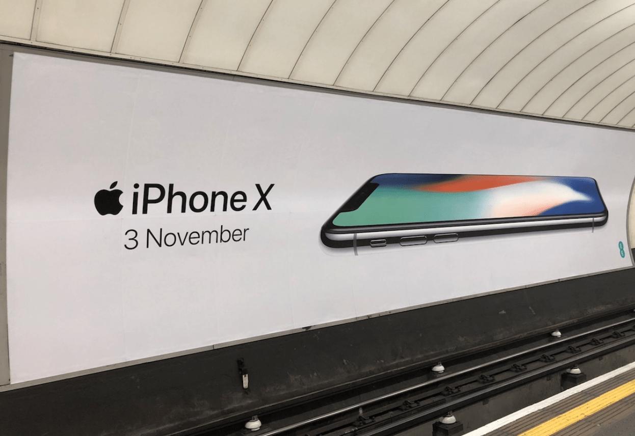 Apple uruchamia machinę marketingową przed premierą iPhone'a X