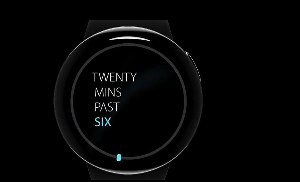 Koncept Apple Watch X