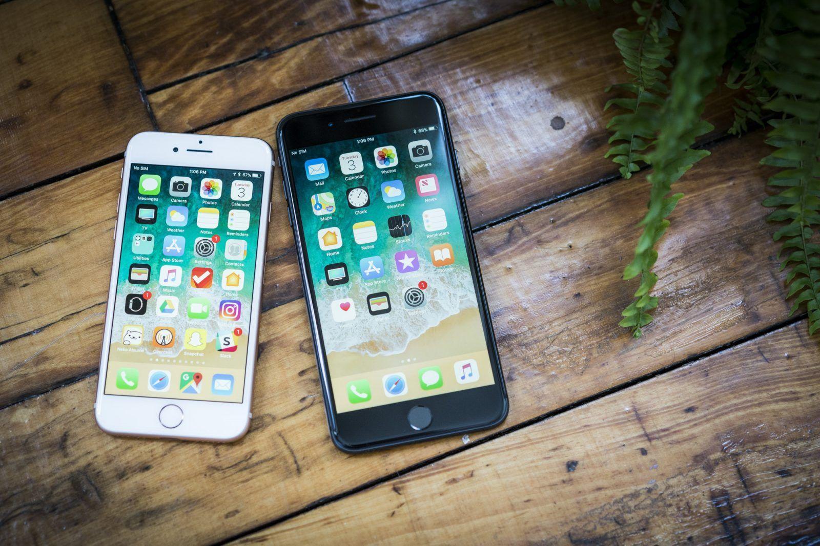 iPhone 7 a iPhone 8 – największe różnice