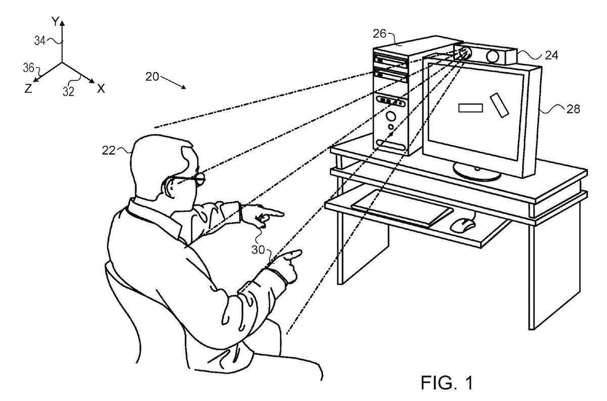 Przyszłe MacBooki sterowane gestami