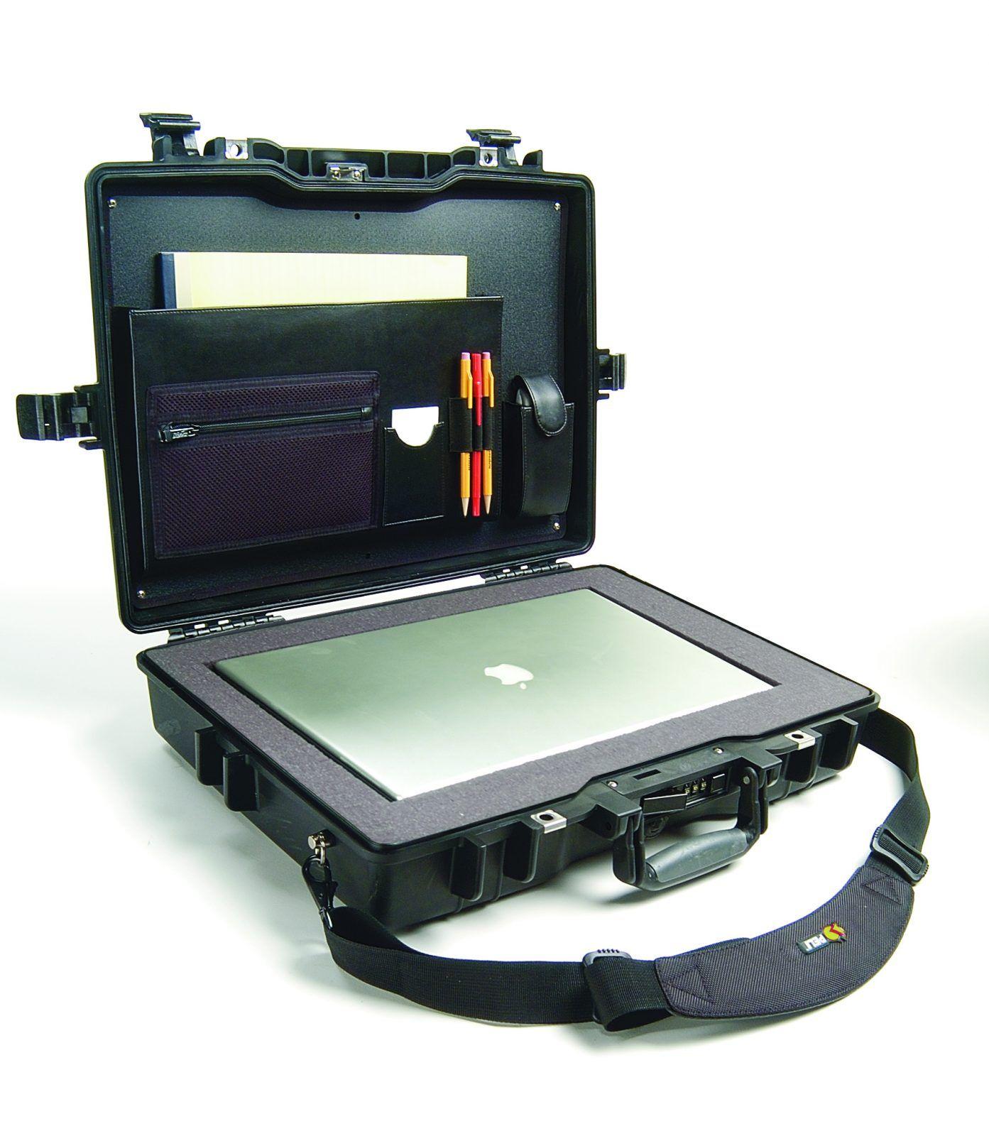 Jak zabezpieczyć MacBooka – twarde walizki