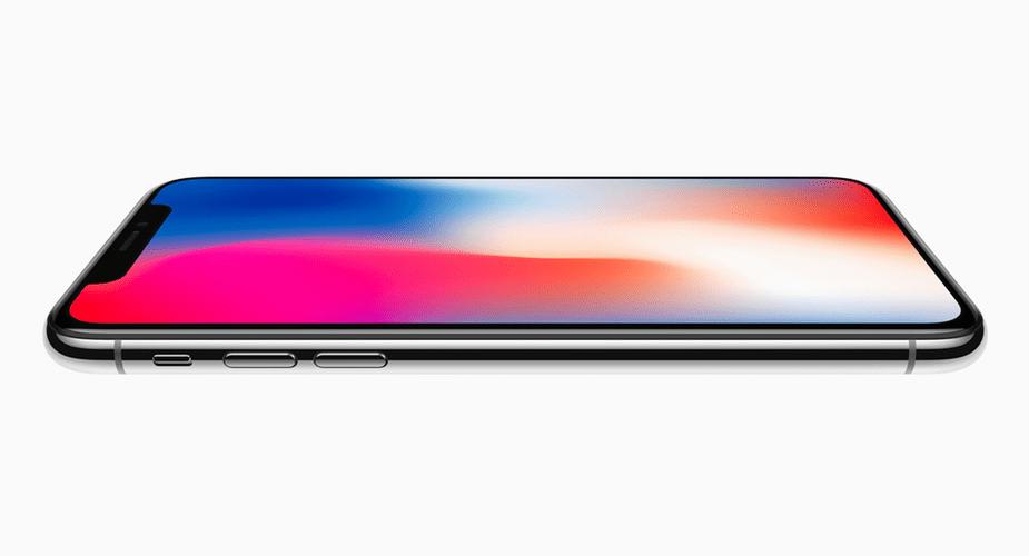 iPhone X ma najbardziej innowacyjny ekran na rynku smartfonów