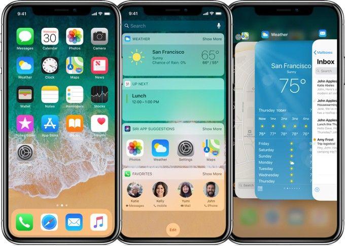 iPhone X oraz iOS 11.1.1 złamane