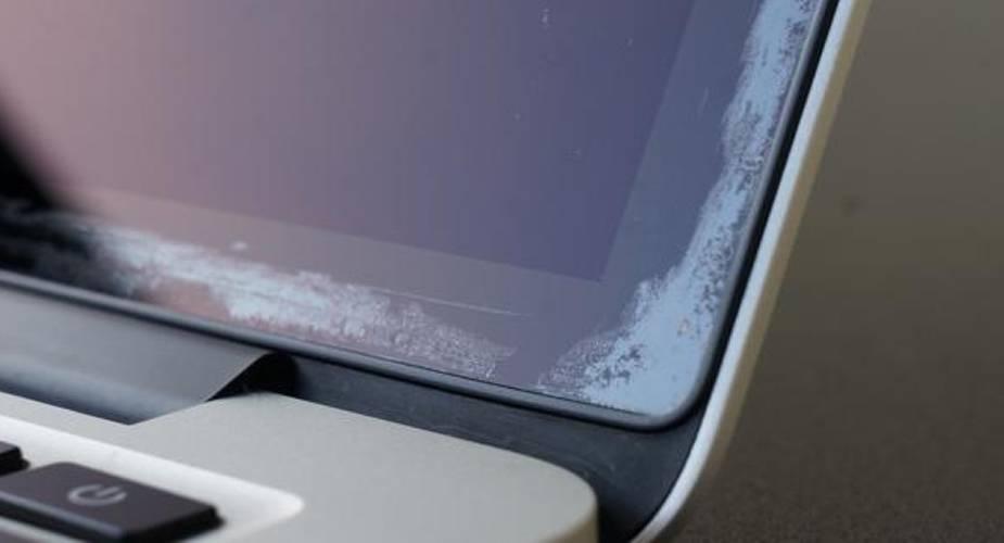 Darmowa naprawa powłoki antyrefleksyjnej w komputerach MacBook