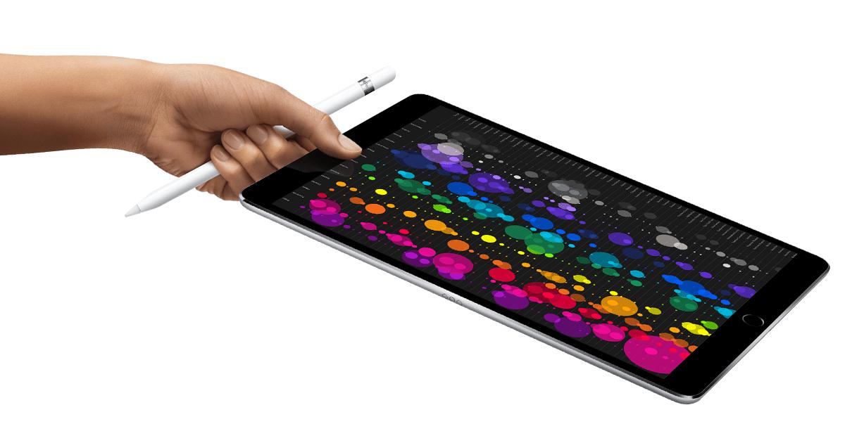 Nowy iPad Pro w 2018 roku bez Touch ID