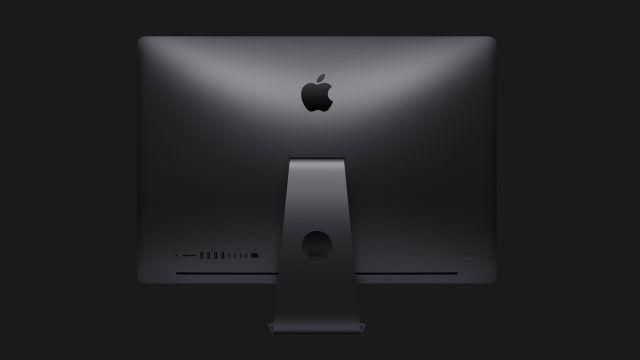 iMac Pro wyposażony w koprocesor A10 Fusion