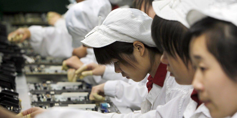Apple tyranizuje pracowników w fabrykach