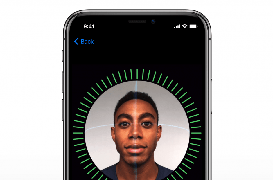 Jak zrestartować Face ID w iPhone X
