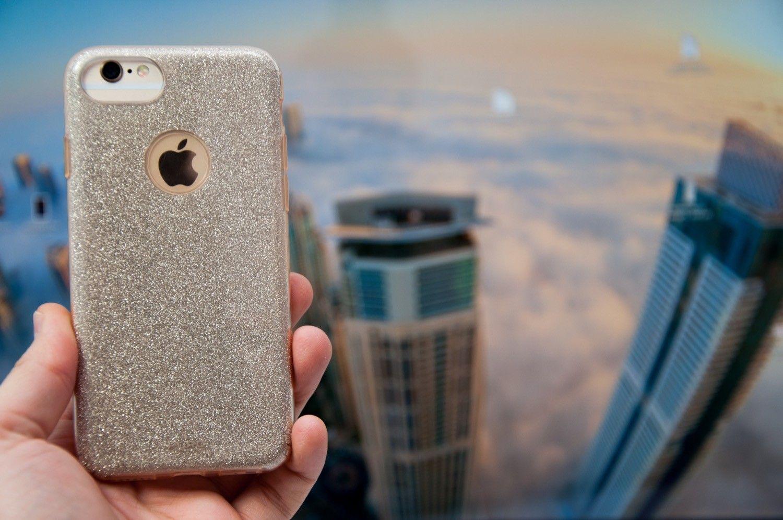 Recenzja PURO Shine Cover dla iPhone 7/8