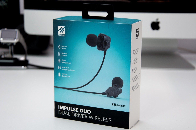 Dźwięk premium w cenie dyskontowej – Recenzja bezprzewodowych słuchawek IFROGZ IMPULSE DUO