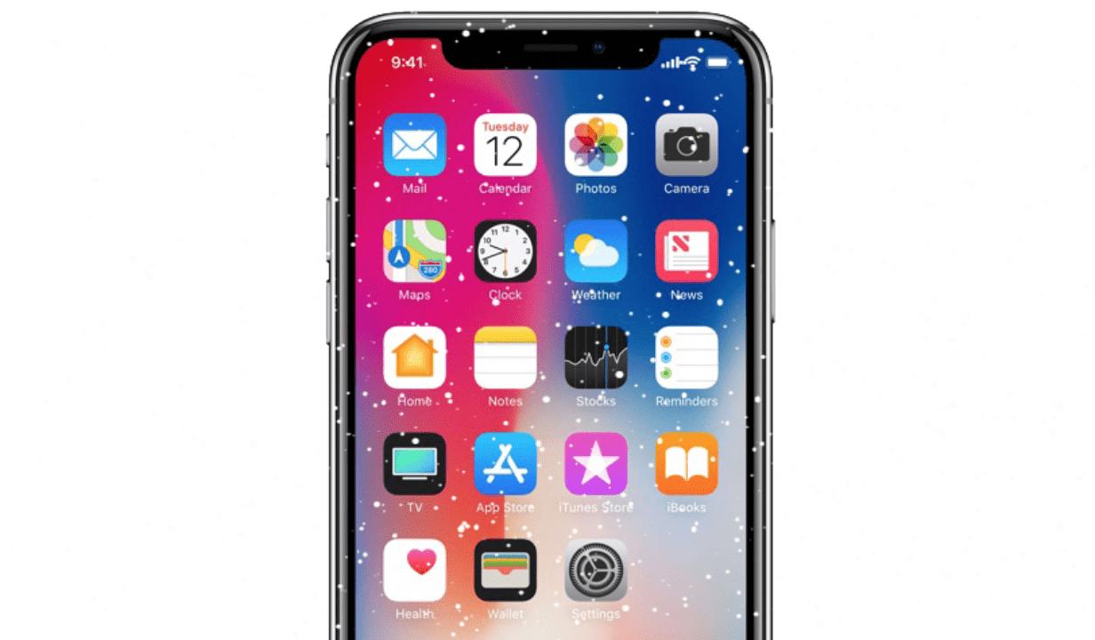 Problemy z iPhone'm X