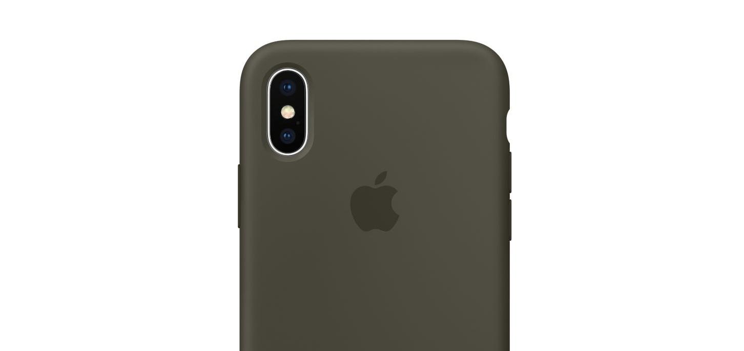 Recenzja silikonowego etui od Apple dla iPhone'a X