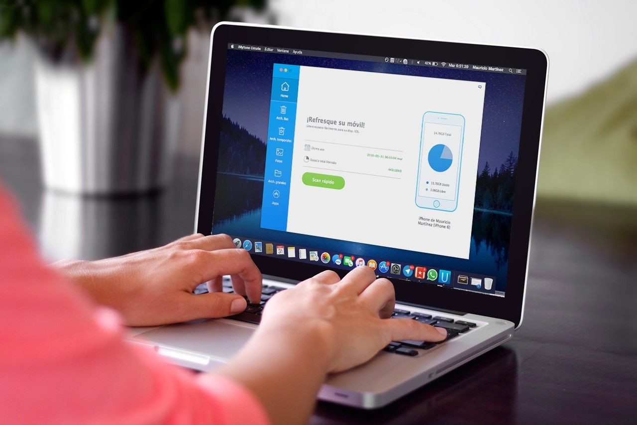 iMyFone Umate – czyli jak odzyskać więcej wolnego miejsca w pamięci iPhone'a