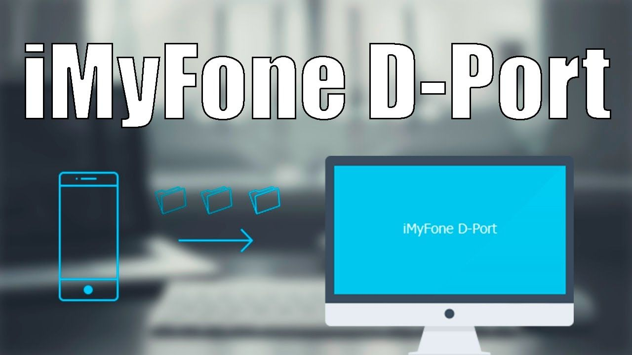 iMyFone D-PORT – Jak zgrać SMSy, WhatsUp i inne dane z iPhone'a na komputer?
