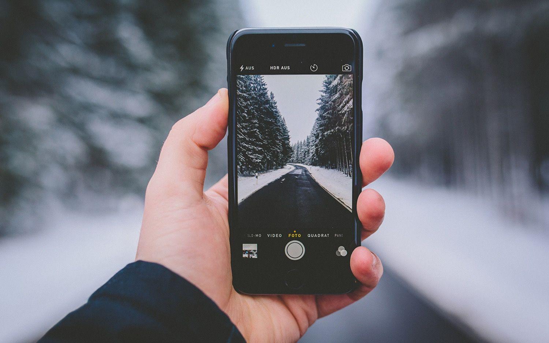 Co zrobić, gdy iPhone wyłącza się na mrozie?