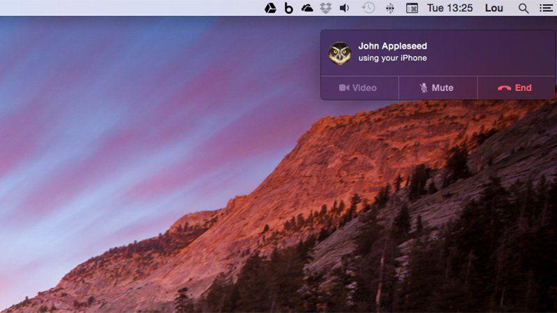 Jak przekierować połączenie z iPhone'a na Mac'a?